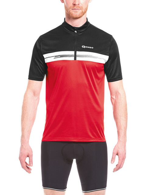 Gonso Ebro Bike-Shirt Herren fire
